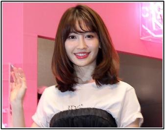 小嶋陽菜髪型