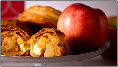池袋アップルパイリンゴ