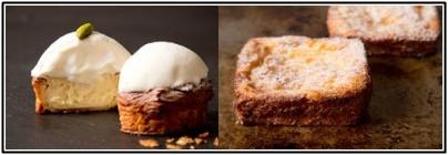 ダブルチーズケーキデニッシュ,デニッシュフレンチトースト