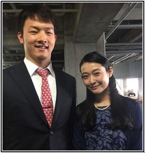 薮田和樹,嫁