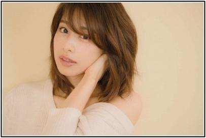 加藤綾子,髪型