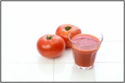 トマトジュース効果